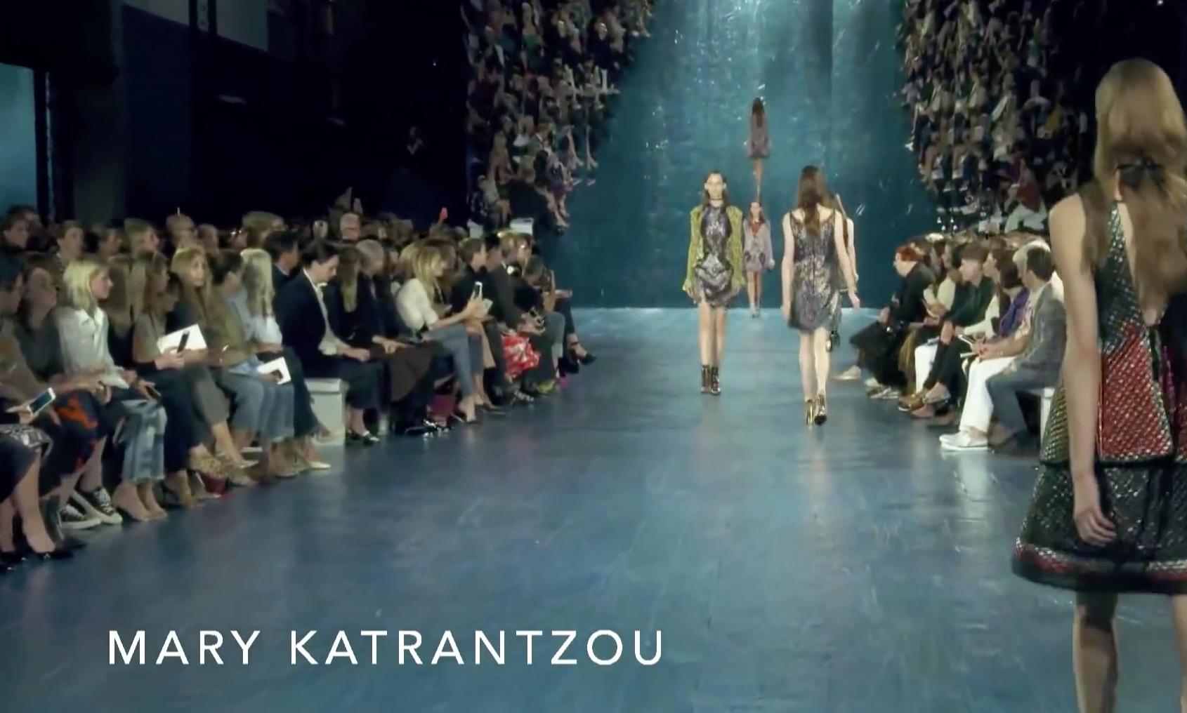 Mary Katrantzou | Spring