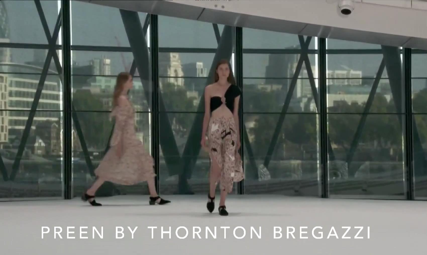 Preen by Thornton Bregazzi London SS 2016