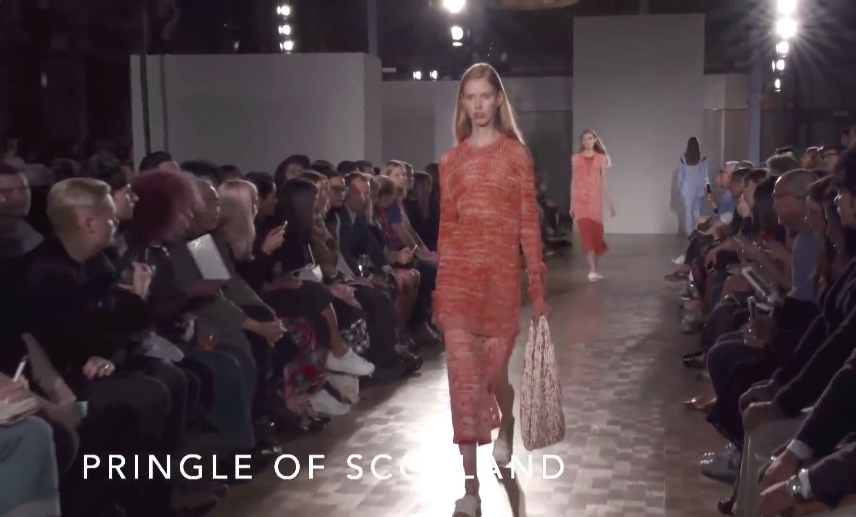 Pringle of Scotland London SS 2016