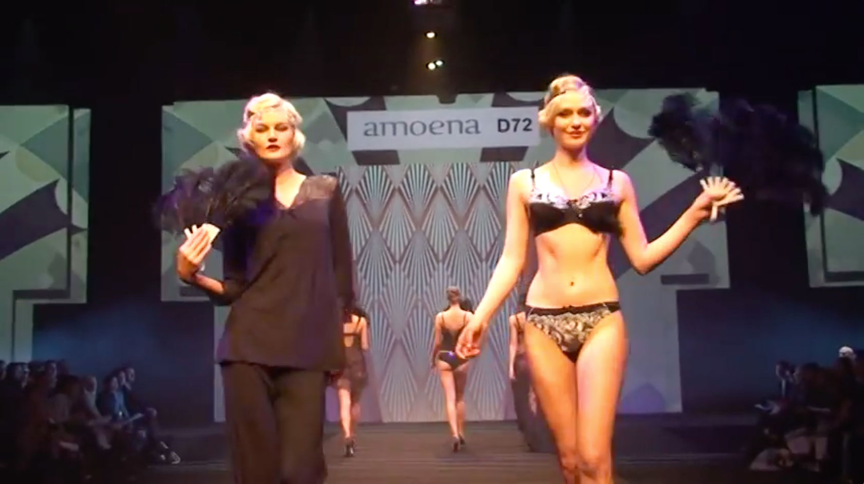 Amoena at Salon International De La Lingerie