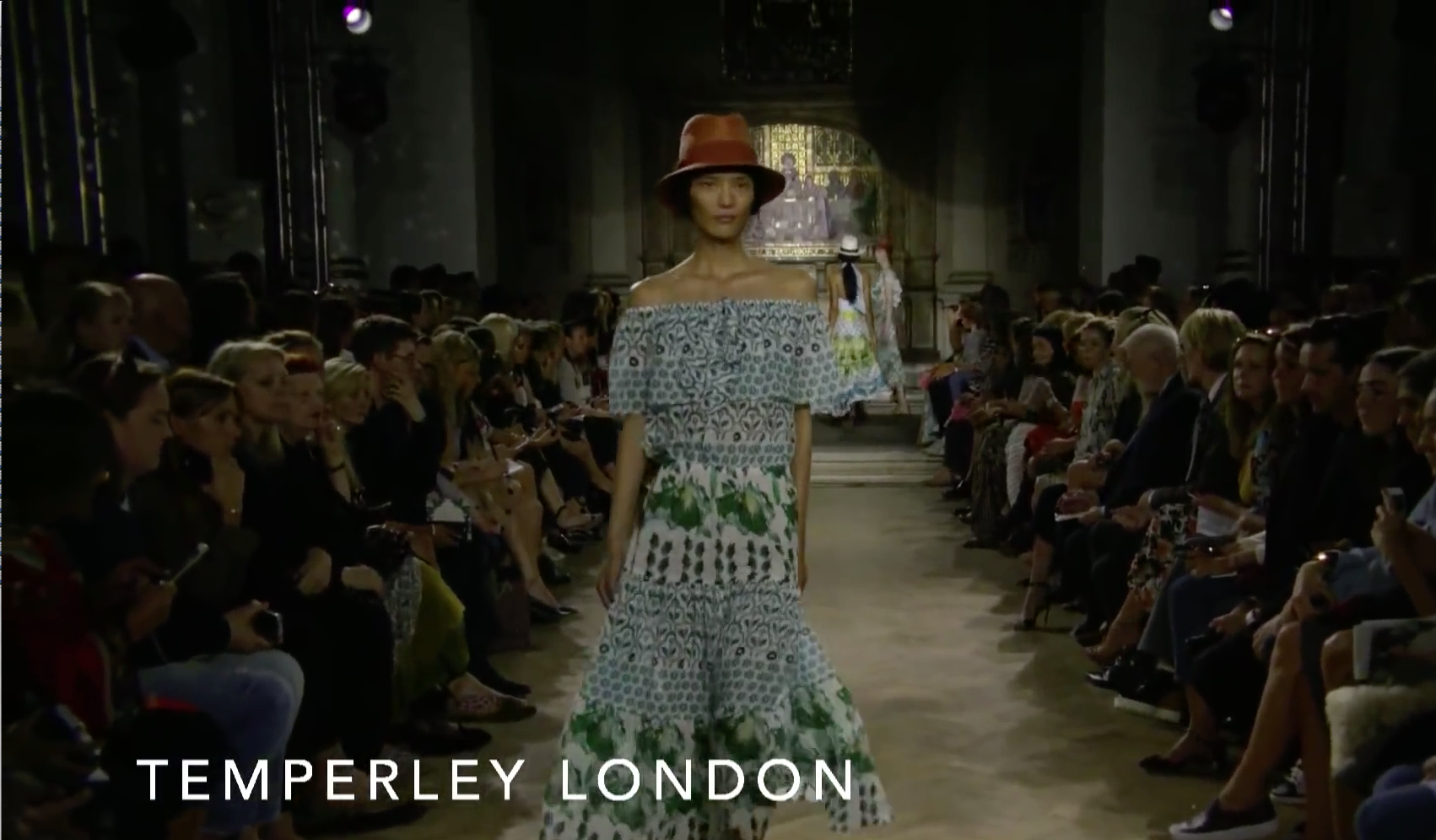 Temperley  London SS 2016