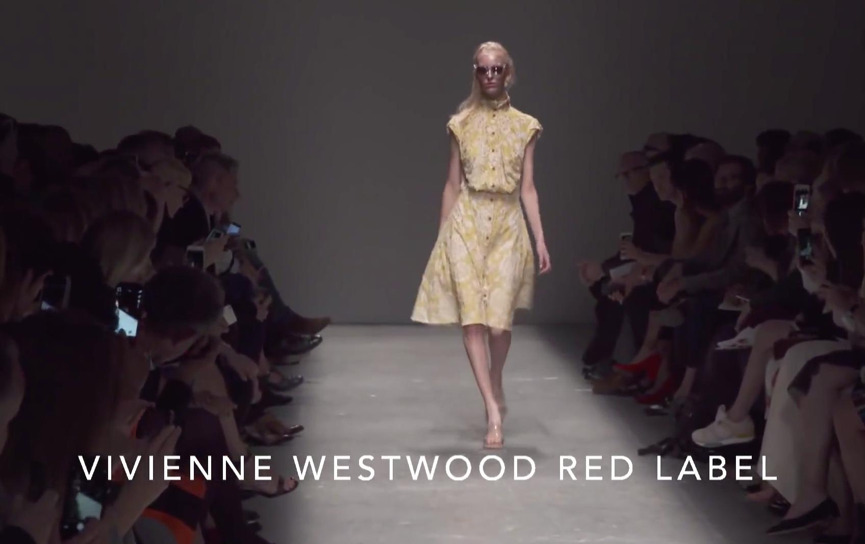 Vivivenne Westwood SS-2016